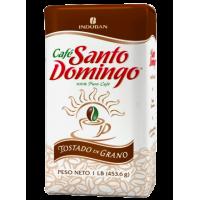 Santo Domingo Tostado en Grano 454г. зерно (Доминиканская Республика)