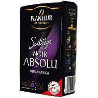 Planteur Noir Absolu Абсолю 250г. зерно (Франция)