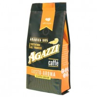Agazzi Gusto-Aroma Beans 250г. зерно (Италия Россия)