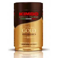 Kimbo Gold 100% Arabica Кимбо Голд 250г. молотый (Италия)