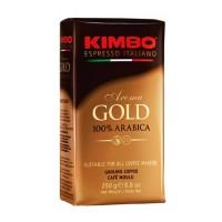 Kimbo Gold 100% Arabica Кимбо Голд 250г. молотый брикет (Италия)