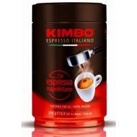 Kimbo Espresso Napoletano Кимбо Эспрессо Наполетано 250г. молотый (Италия)