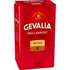 Gevalia Mellanrost Brygg 500г. молотый (Нидерланды)
