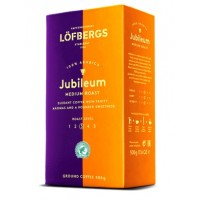 Lofbergs Lila Jubileum 500г. Лёфбергс Лила Юбилейный молотый (Швеция)