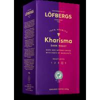 Lofbergs Lila Kharisma 500г. Лёфбергс Лила Харизма молотый (Швеция)