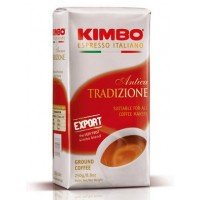 Kimbo Antica Tradizione Кимбо Античные Традиции 250г. молотый (Италия)