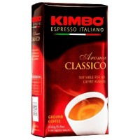 Kimbo (Кимбо) Арома Классико 80% Арабики 250г. молотый (Италия)
