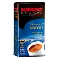 Kimbo (Кимбо) Арома ди Наполи 250г. молотый (Италия)