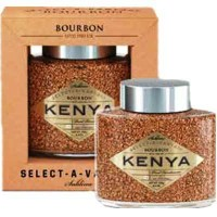 Bourbon Kenya 100г. (Россия)