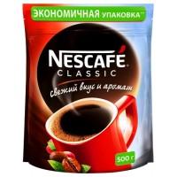 Nescafe (Нескафе) Классик 500 г. гранулированный (Россия)