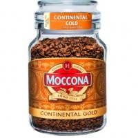 Moccona Continental Gold 95г. (Россия)