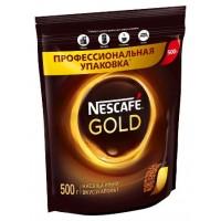 Nescafe Gold Нескафе Голд 500г. растворимый сублимированный (Россия)