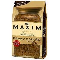 AGF Maxim Максим Золотой 180г. сублимированный (Япония)