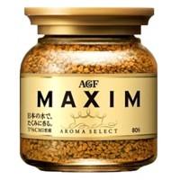 AGF Maxim Максим Золотой 80г. сублимированный (Япония)