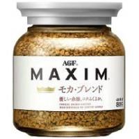 AGF Maxim (Максим) Мокко 80г. сублимированный (Япония)