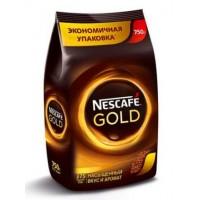 Nescafe Gold Нескафе Голд 750г. растворимый сублимированный (Россия)