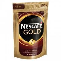 Nescafe Gold New Нескафе Голд Новый 150г. (Россия)