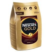 Nescafe Gold New Нескафе Голд Новый 750г. растворимый сублимированный (Россия)