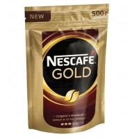 Nescafe (Нескафе) Голд 500г. растворимый сублимированный (Россия)