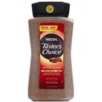 Nescafe Taster's Choice House Blend 14 OZ. 397г. 210 чашек (С.Ш.А.)