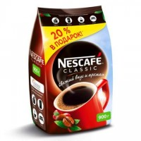 Nescafe Classic 900 г. (Россия)