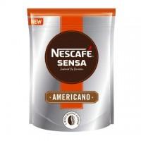 Nescafe (Нескафе) Сенса Американо 70г. порошок с молотым кофе (Россия)