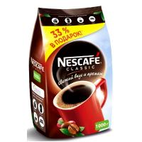 Nescafe (Нескафе) Классик 1000 г. гранулированный (Россия)