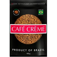 Cafe Creme (Кафе Крема) 100г. метал. пакет (Бразилия Россия)