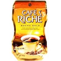 Cafe RICHE (Кафе Рише) Мокка голд 170г. сублимированный (Юж.Корея)