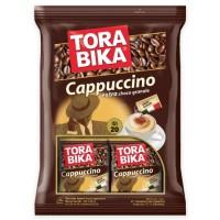 Tora Bika (ТораБика) Капучино  с шоколадной крошкой 20 пак. по 25г.  (Сингапур)