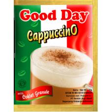 Good Day Cappuccino Каппучино 20 пак. по 25 г. с шокол. крошкой (Индонезия)