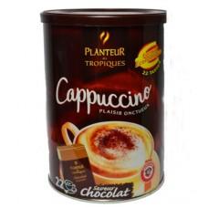 Planteur Cappuccino Chocolat  Плантер Каппучино Шоколад с шоколадной крошкой 324г. (Франция)
