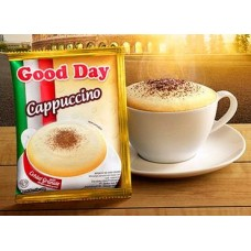 Good Day Cappuccino Каппучино 20 пак. по 25 г. с шокол. крошкой (Индонезия)