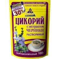 Здоровье Цикорий черника 100г. (Россия)