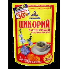 Здоровье цикорий растворимый 250г. (Россия)