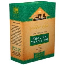 Cupful English Tradition Green 250г. (Шри Ланка)