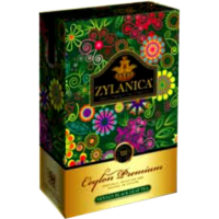 ZYLANICA Ceylon Premium Collection Green Tea 200г. (Шри-Ланка)