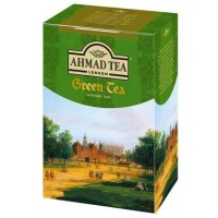 Ahmad Tea (Ахмад) Грин 250г. зелёный крупнолистовой (Россия)