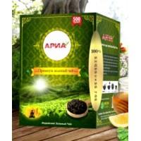 ARYA Green Ариа Джайпур 250г. зелёный чай Ассам (Индия)