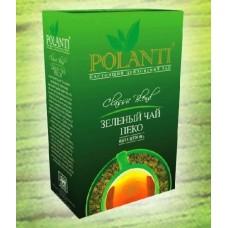Polanti Green Pekoe 200г. зелёный чай Пеко (Шри-Ланка)