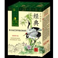 GreenPanda Зелёная Панда Люй Ча 100г. крупнолистовой зелёный (Китай, Россия)