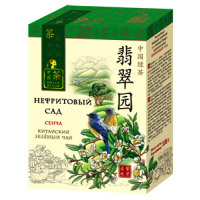 GreenPanda Зелёная Панда Сенча 100г. крупнолистовой зелёный (Китай, Россия)