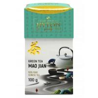 Hyton (Хайтон) Мао Цзянь 100г.  зелёный пушистый чай (Китай)