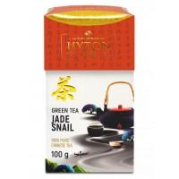 Hyton (Хайтон) Нефритовая улитка 100г. зелёный чай (Китай)