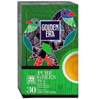 Golden Era (Голден Эра) Грин 200г. №30 зелёный крупнолистовой  (Шри-Ланка)