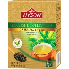 Hyson Green Aloe Vera Алое Вера 100г. (Шри-Ланка)