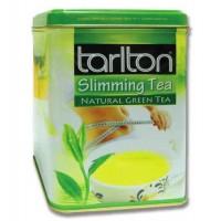 Tarlton Slimming Green Tea 250г. зелёный с натур. добавками (Шри-Ланка)