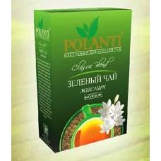 Polanti Green Pekoe Jasmine 100г. зелёный чай c жасмином (Шри-Ланка)