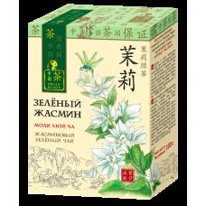 GreenPanda Зелёная панда Зелёный жасмин 100г. (Китай, Россия)