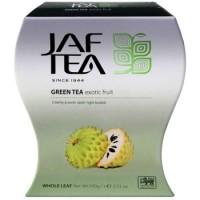 JAF tea Джаф Ти Соусеп 100г. зелёный с добавками (Шри-Ланка)
